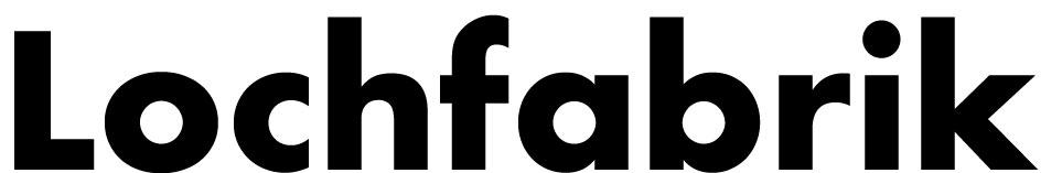 Lochfabrik | PERFONET® GmbH-Logo